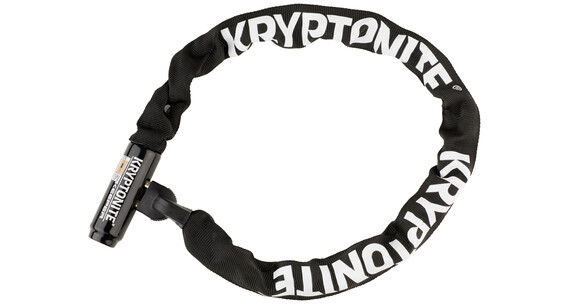 Kryptonite Keeper 785 Integrated Chain schwarz
